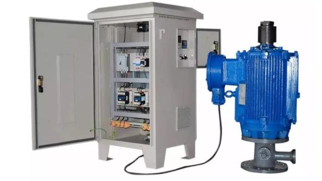 浅谈变频调速系统中的核心——变频调速电机与变频启动柜