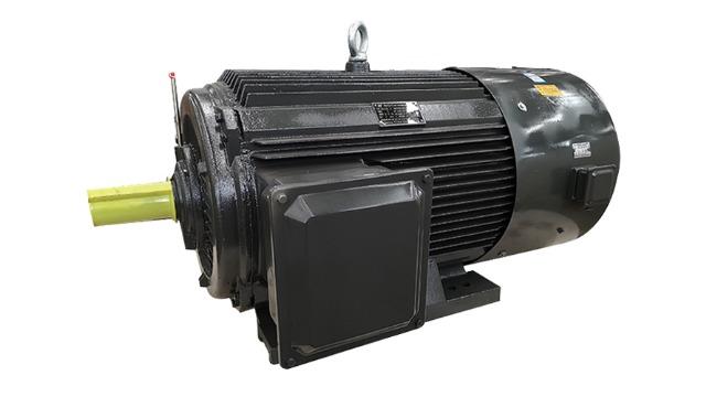 变频调速电机转速与电机效率以及电流的关系_山东变频电机生产厂家