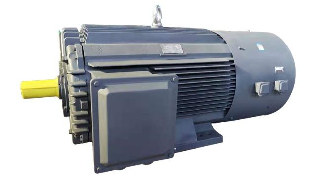 大功率变频电机为什么容易产生轴电流?