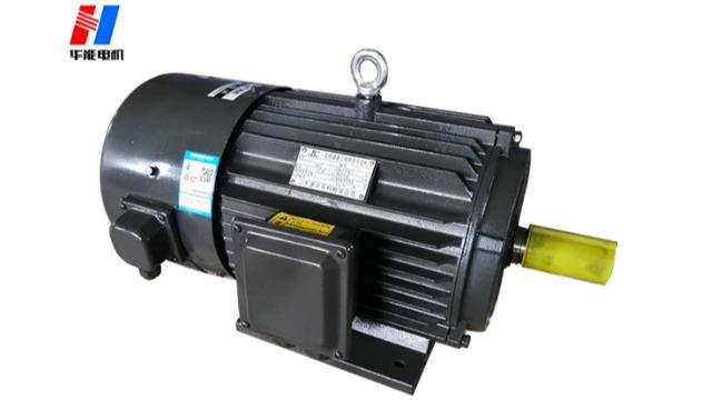 电机生产厂家是如何控制大功率变频电机运行噪声的?