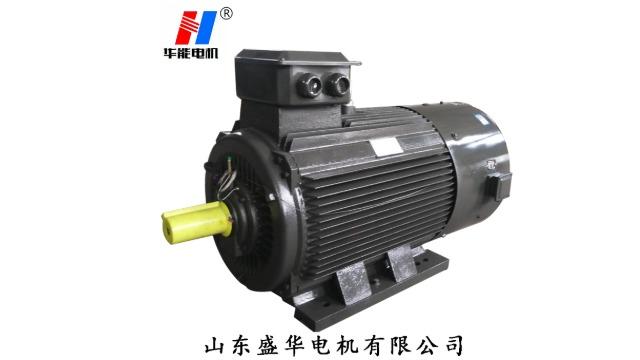 山东变频电机厂:普通三相异步电动机允许的温升是多少?