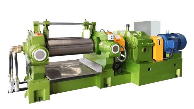山东盛华电机与亿翔橡塑机械合作案例