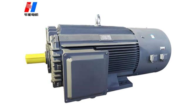 大功率变频电机轴电流和轴电压的因果关系