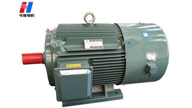大功率变频调速电机为什么容易产生轴电流?