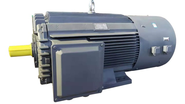 变频调速电动机更换轴承润滑脂的注意事项