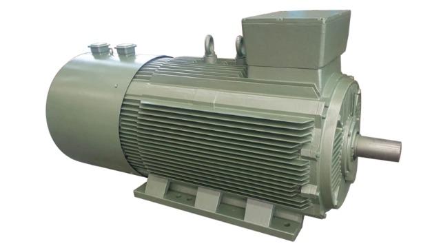 厂家是如何控制大功率变频电机轴电流的?