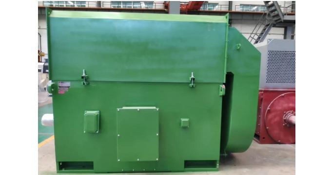 浅析厂家对大功率高压电机电磁噪声的控制