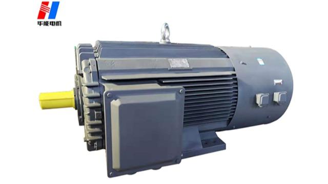 山东变频电机厂:浅谈大功率电机采用的绝缘结构