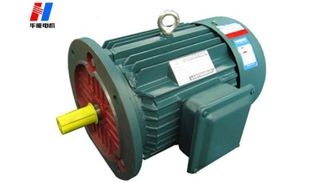 变频电机厂家盘点电机轴承温度过高的原因