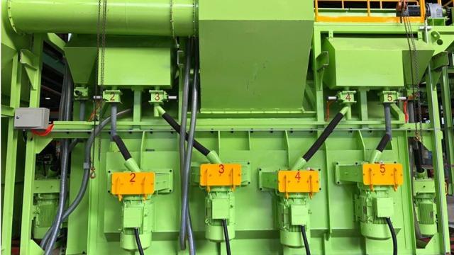 抛丸电机生产厂家浅析抛丸机电机的选用