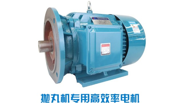 抛丸电机生产厂家浅析电机产生振动的原因