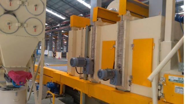 电机生产厂家盘点抛丸机电机运行温度过高的原因