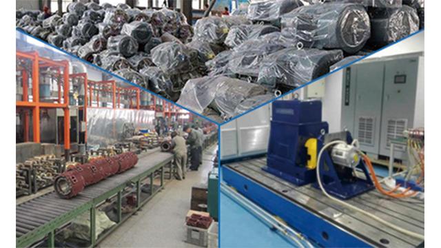 变频电机厂浅析空载电流与电机性能的关系