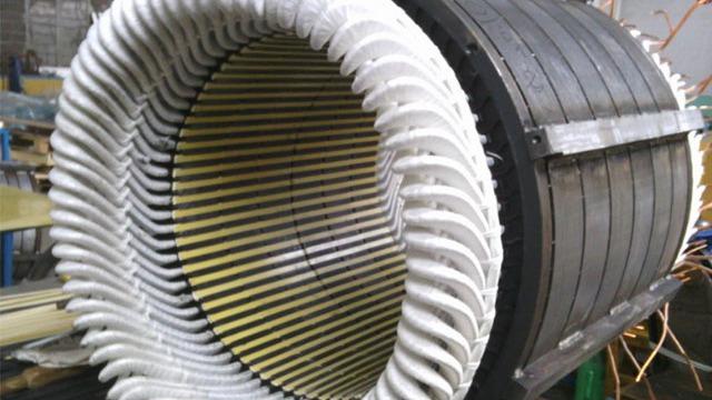 盛华电机生产厂家浅谈电机铜线满槽率