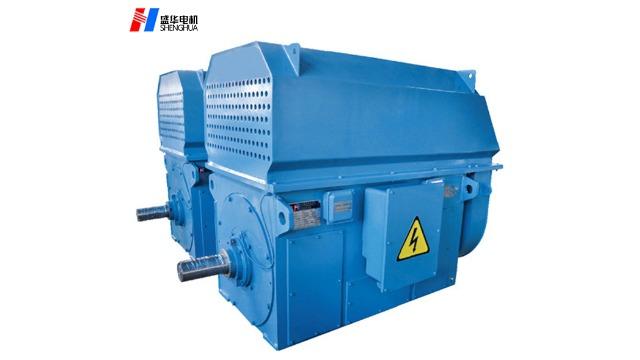 山东电机厂家浅谈高压电机绕组介质损耗