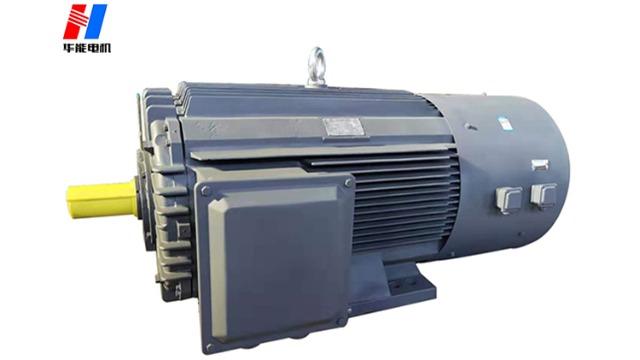变频电机厂家浅谈大功率变频电机轴电流