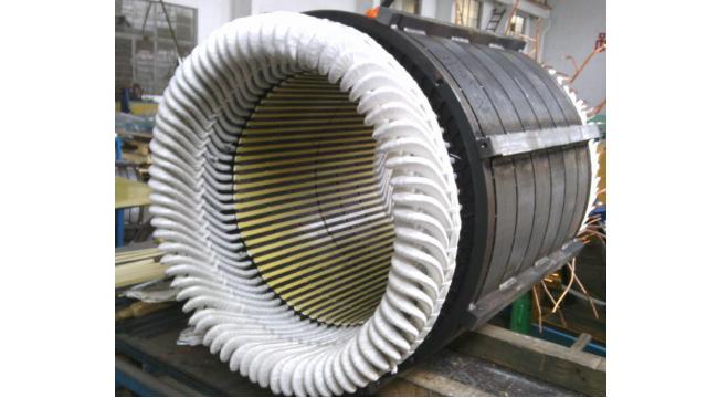 变频电机厂家浅析电机绕组的生产工艺