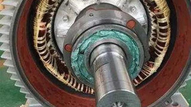 电机生产厂家控制轴承系统方法