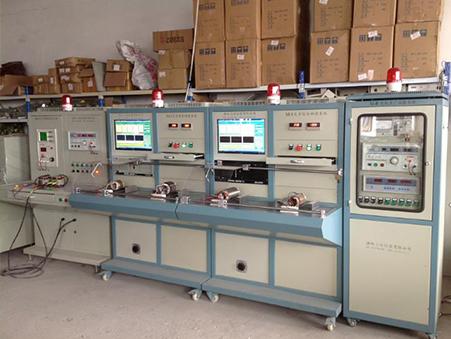 山东盛华电机厂-电机检测设备