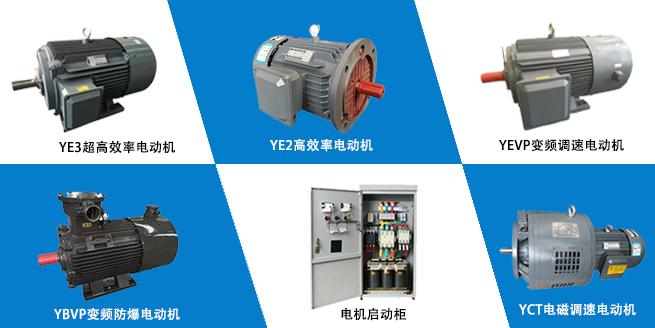 山东电机生产厂家-盛华电机产品