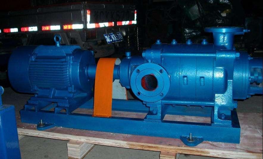 盛华电机生产厂家与水泵企业合作