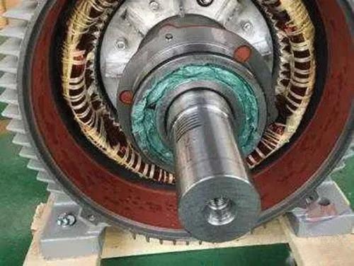 变频电机厂家轴电流控制