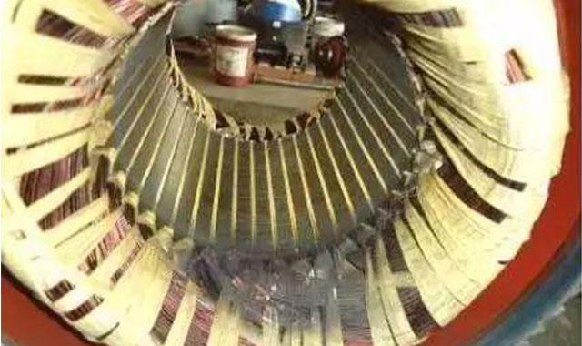 盛华电机生产厂家盘点电机发热