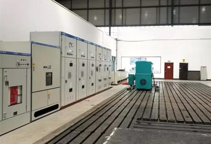变频电机厂家检测设备