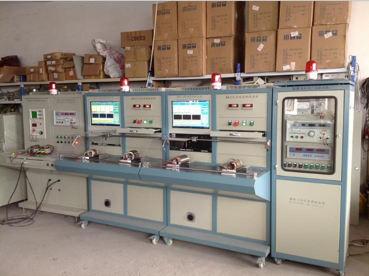 大功率变频电机检测设备