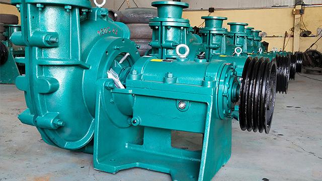 水泵专用变频电机案例